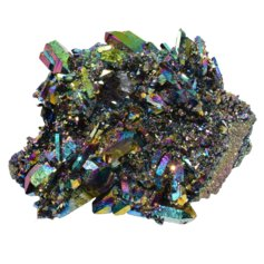 Titanium Aura Cluster 004