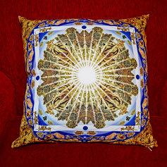 Kuldajastu kuvandi mandalaga padi