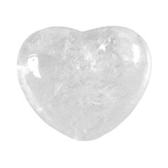 Rock Crystal Heart, 3,4 cm