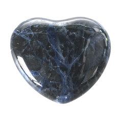 Sodalite Heart, 3,4 cm