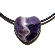 Amethyst Heart, Drilled