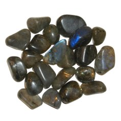 Labradorite, tumbled (1 piece)