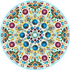 Mandala of Abundance, 2011