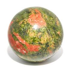 Epidote Sphere