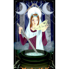 Jumalanna Cerridwen