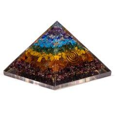 Seitsme tšakra orgon-püramiid