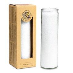 Suur valge küünal, ilma lõhnata