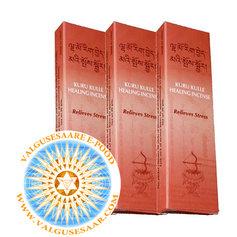 Tiibeti lõhnapirrud - Stressi leevendamine