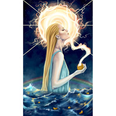 Jumalanna Ilmatar
