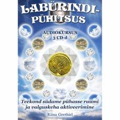 Labürindipühitsus ehk teekond südame pühasse ruumi ja valguskeha aktiveerimine (3 CD)