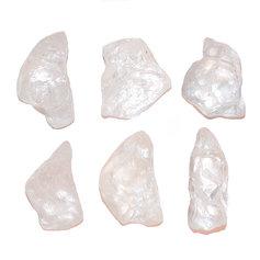 Mäekristall, lihvimata, auguga (1 tk)