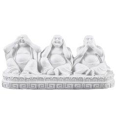 Kolm Buddha, kes kaitsevad kurja nägemise, kuulmise ja rääkimise eest!