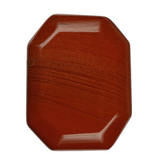 Red Jasper Angular Flatstone