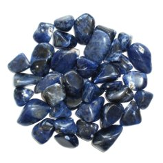 Sodalite, tumbled (1 piece)