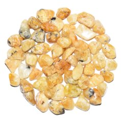 Yellow Beryl, tumbled (1 piece)