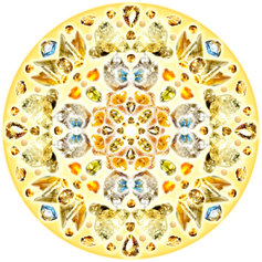 Mandala of Archangel Jophiel, 2008