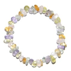 Mixed Stone High Grade Chip Bracelet