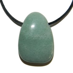 Aventurine, Drilled