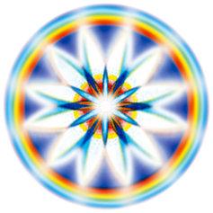 Rainbow Mandala 1, 2006