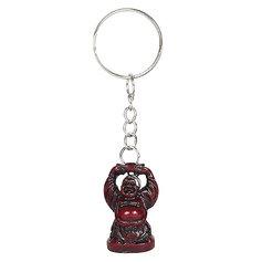 Punase feng shui Buddhaga võtmehoidja 005