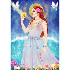 Jumalanna Aphrodite