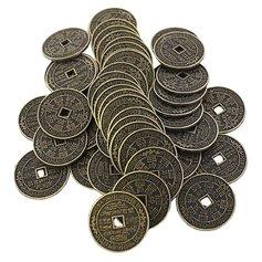 Feng shui õnne- ja küllusemündid (1 tk)