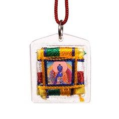 Kaitsva sinise Meditsiini Buddhaga ripats