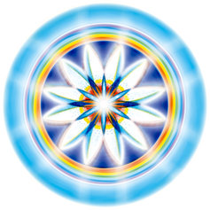 Rainbow Mandala 2, 2006
