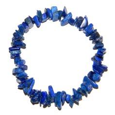 Lapis lazulist kivikestega käepael