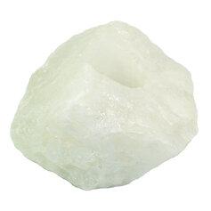 Mäekristallist küünlaalus