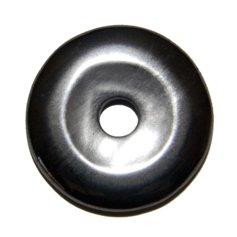 Donut Haematite, 40mm
