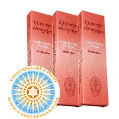 Tiibeti lõhnapirrud - Meditatsioon