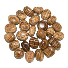Aragonite, tumbled (1 piece)