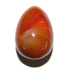 Carnelian Egg, small