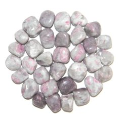 Pink Tourmaline, tumbled (1 piece)