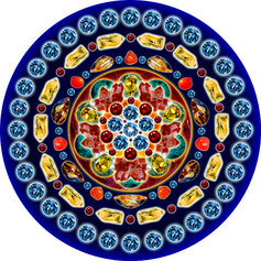 Mandala of Healing the Etheric Body, 2006