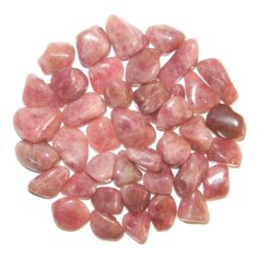 Pink Aventurine, tumbled (1 piece)