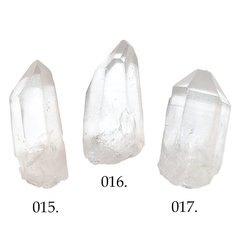 Lemurian Quartz point 015-017